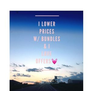 Other - 💓bundles & offers make my day💓